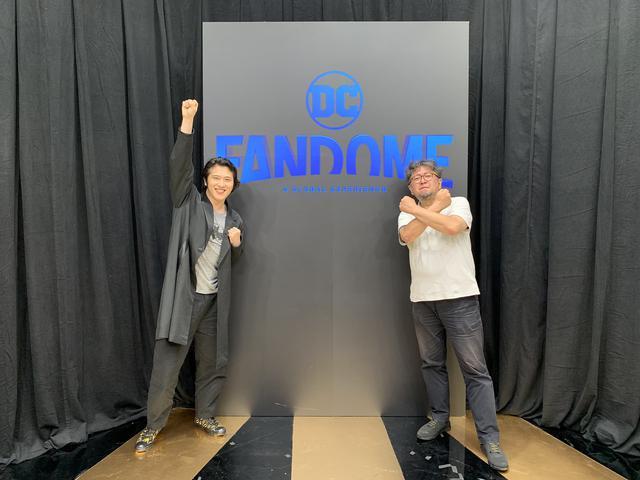 画像: 映画監督 樋口真嗣 × 歌舞伎俳優 尾上松也 DCプレミアム対談