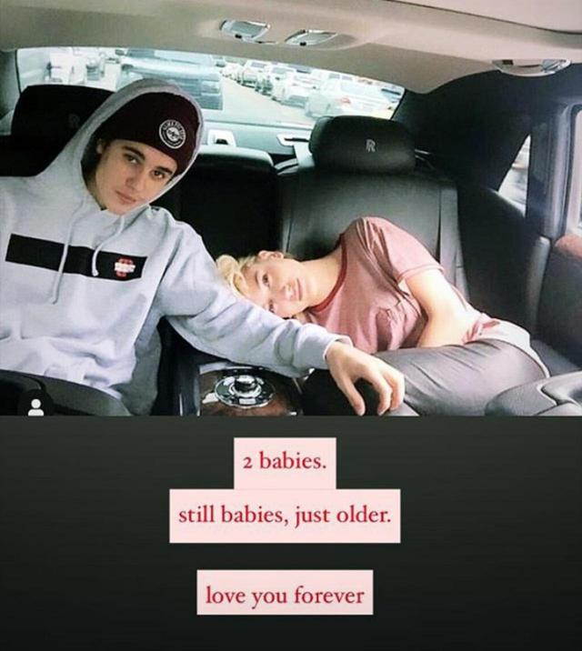 画像: Photo:©︎Hailey Bieber/Instagram