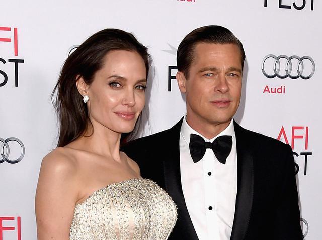 画像: アンジェリーナ・ジョリー、ブラッド・ピットとの離婚は「正しい決断」 - フロントロウ -海外セレブ情報を発信