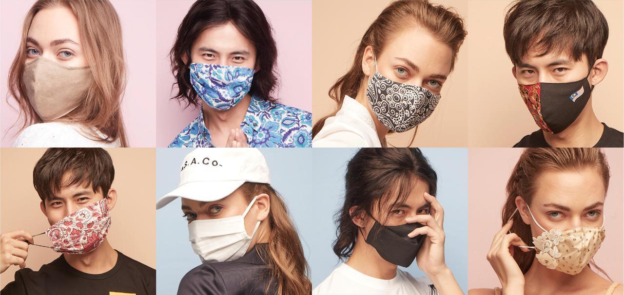 画像: マレーシア版の「#みんなでマスク」の取組みもスタート