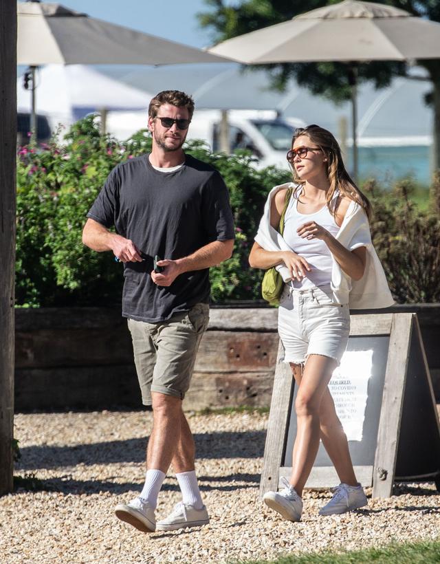 画像4: リアムとガブリエラがバイロンベイでデート