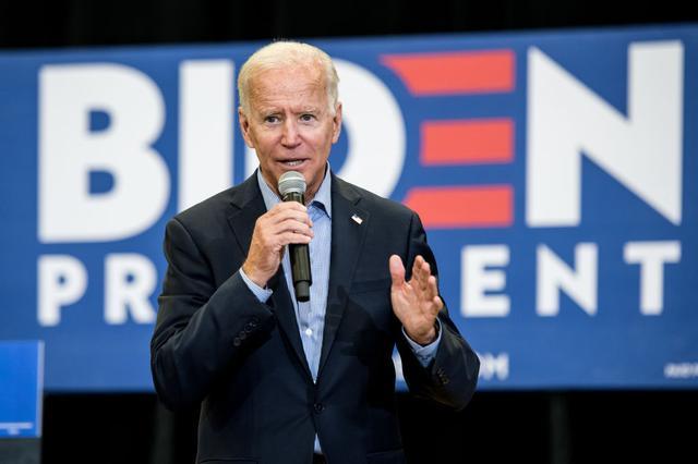 画像: ジョー・バイデン氏。オバマ政権時は副大統領として活躍。オバマ氏の親友としても知られる。