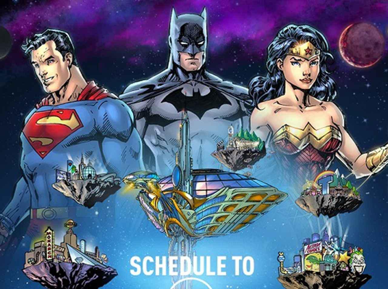 画像: DCファンドーム(DC FanDome)の最新情報まとめ!DCコミックス最大の2日間のオンラインイベント - フロントロウ -海外セレブ情報を発信