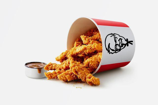 画像: KFCが驚きのチキンナゲットを開発