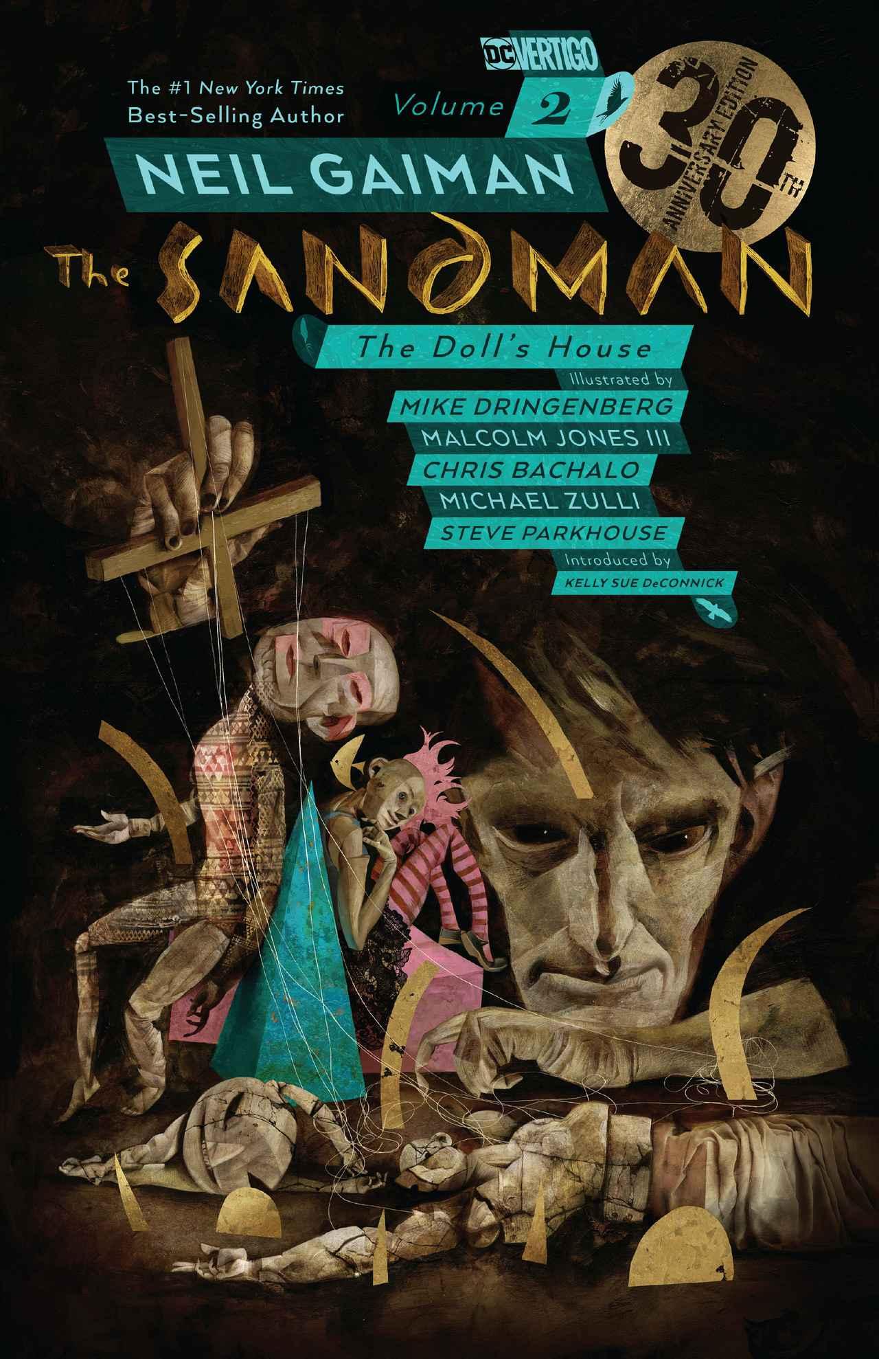 画像: Netflixでドラマ化予定の『サンドマン』
