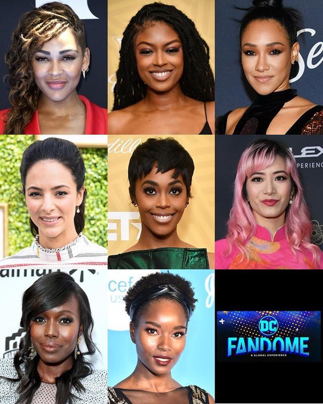 画像: DCEUの多様性をリードする女性たちが登場!