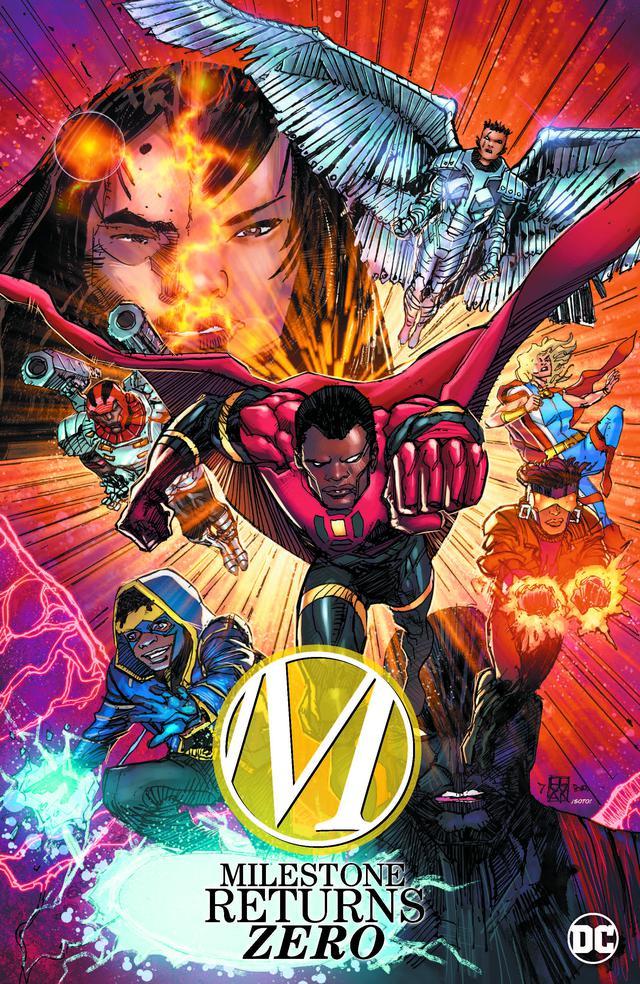 画像: 12、2021年にマイルストーン・コミックスをリニューアル