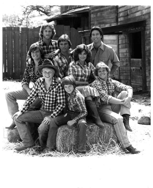 画像: 『Seven Brides for Seven Brothers(原題)』より。