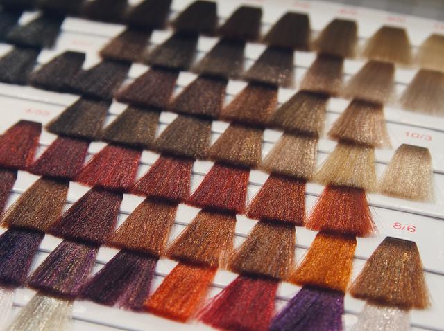 画像2: 髪色に合わせたプロのリップカラーの選び方