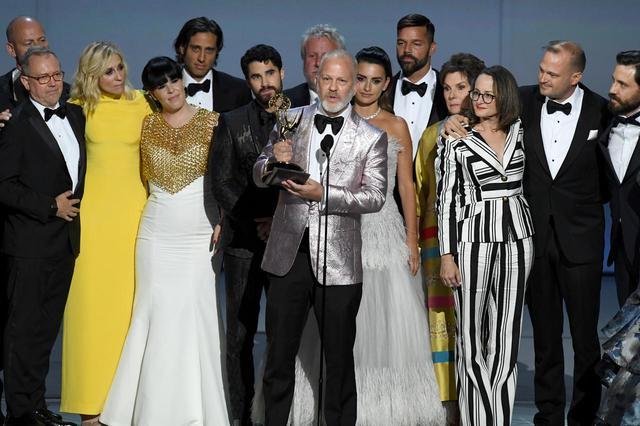 画像: 2019年のエミー賞の様子。