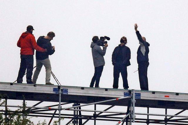 画像4: トム・クルーズが空を飛ぶ