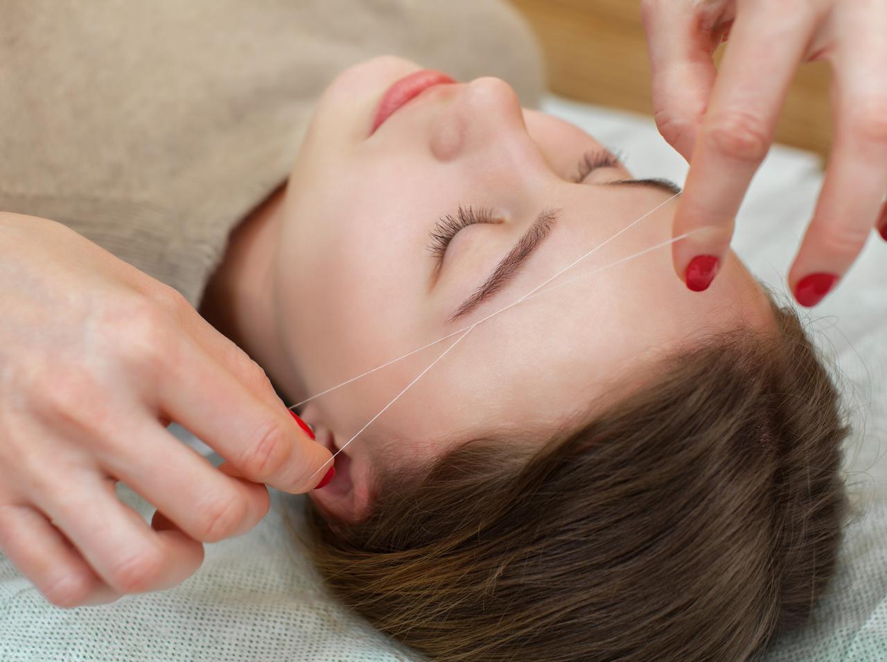 画像: 眉毛のプロが教える糸脱毛「スレッディング」のメリット