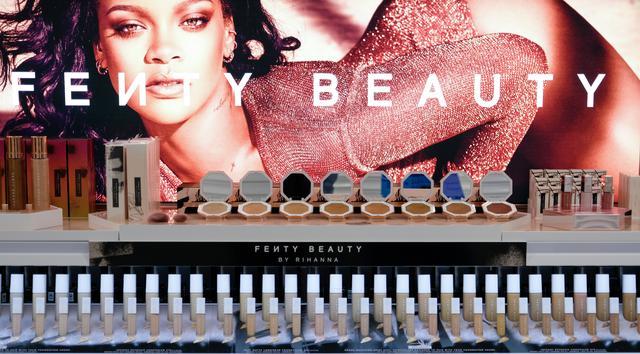 画像: 人気シンガーのリアーナが手がける「Fenty Beauty」