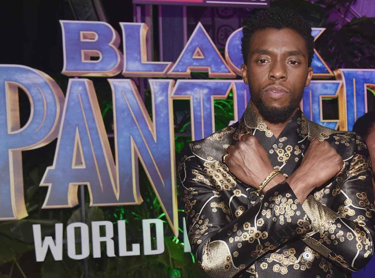 画像: ブラックパンサー俳優、がんで死去