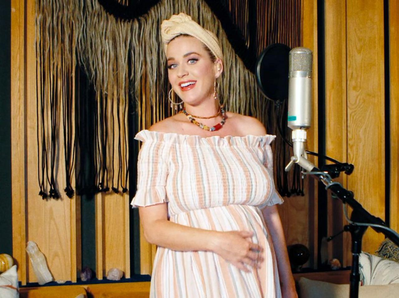 画像: ケイティ・ペリー、生まれたばかりの娘と同名のシングル「デイジーズ」に込めた思いを明かす【インタビュー】 - フロントロウ -海外セレブ情報を発信