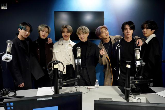 画像: BTSが全米シングルチャートの首位を獲得