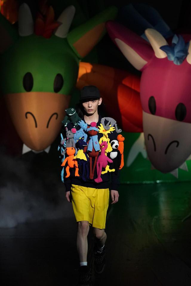 画像2: ルイ・ヴィトンが東京でショーを開催