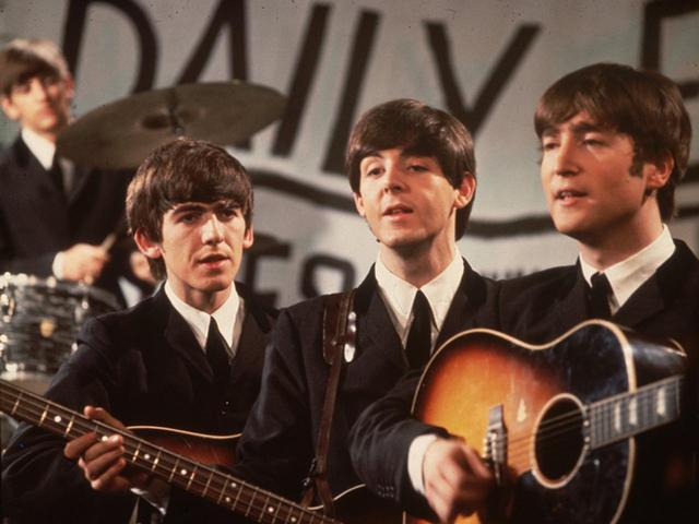 画像: ポール・マッカートニー、ジョンとジョージの切なくも幸せな夢を見る - フロントロウ -海外セレブ情報を発信