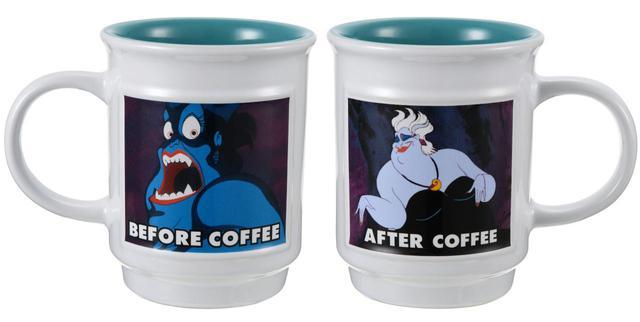 画像: アースラ マグカップ リトル・マーメイド ディズニーヴィランズ 1,760円(税込) ©Disney