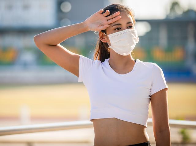 画像: マスクによる口臭を対処する方法