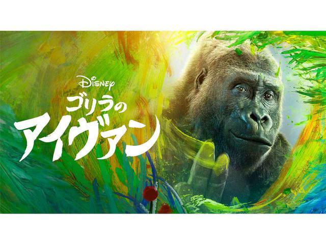 画像: アンジェリーナ・ジョリー制作のディズニー『ゴリラのアイヴァン』、動物が好きなら見るべき理由とは? - フロントロウ -海外セレブ情報を発信