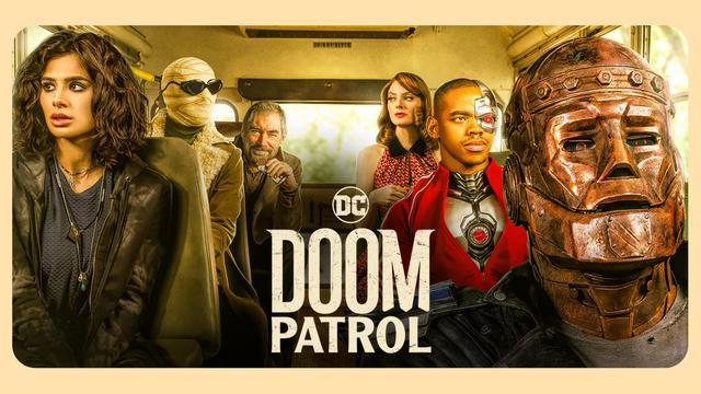 画像: 7. 『Doom Patrol(原題)』 トークセッション