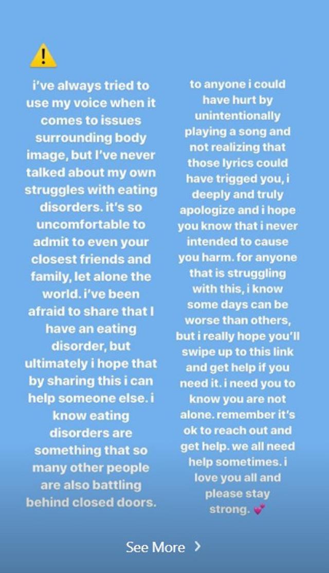 画像: チャーリー・ダメリオが「摂食障害」を告白