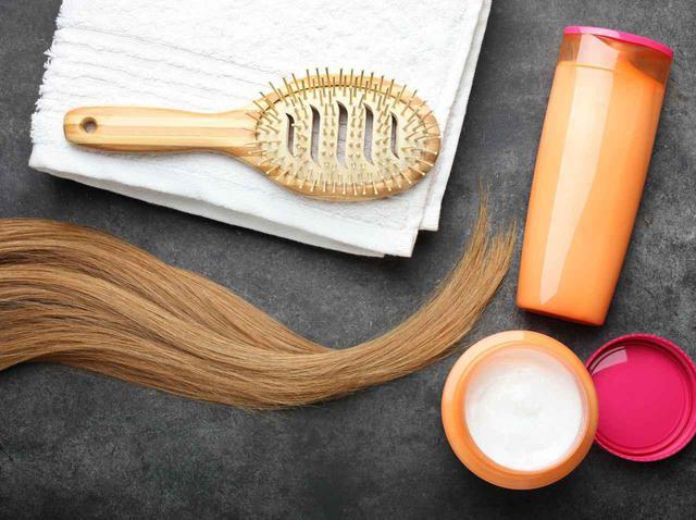 画像2: クセ毛、縮れ毛の髪にオススメの夜のルーティン