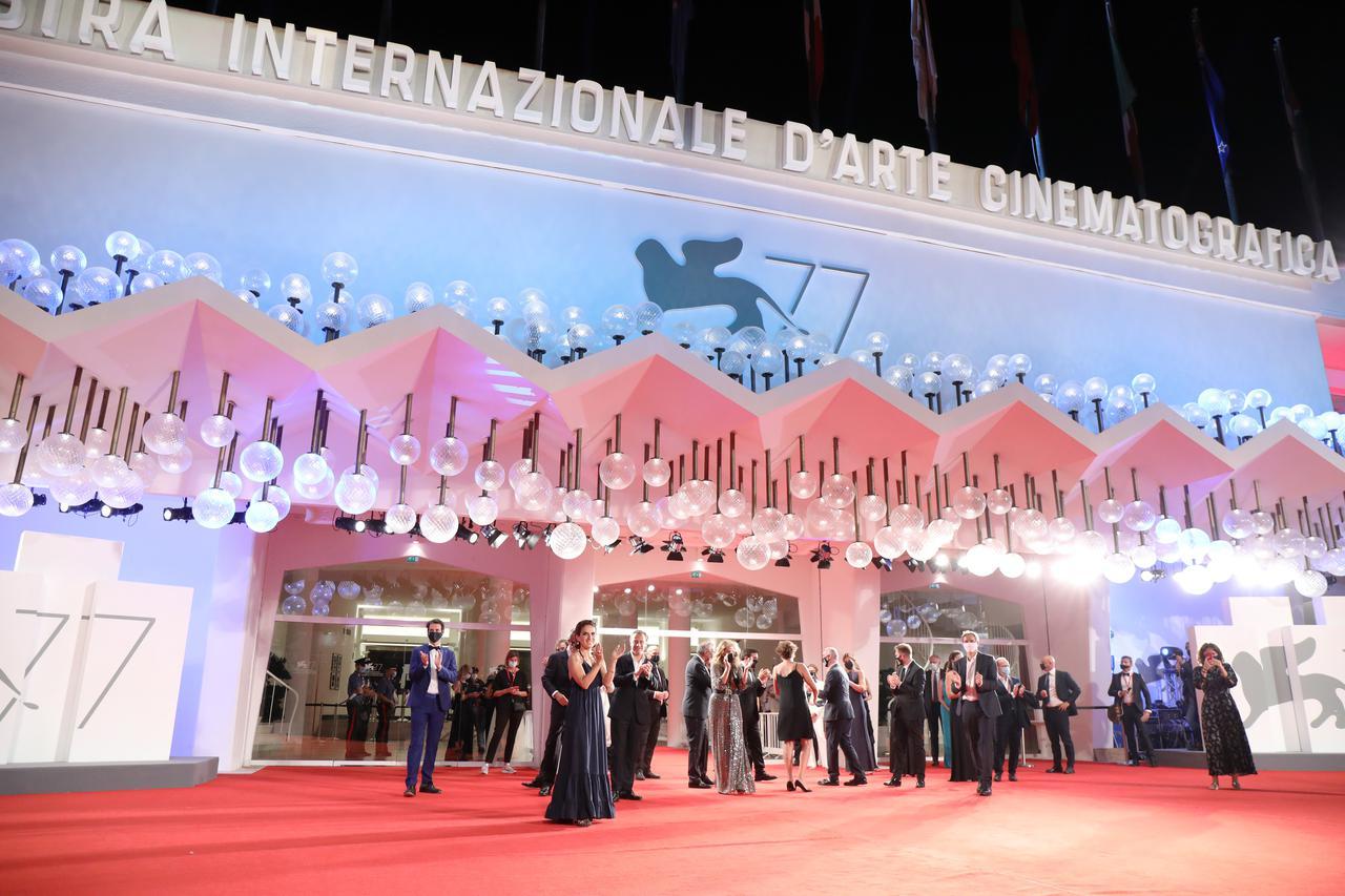 画像1: ベネチア国際映画祭が新型コロナ対策のなか開催
