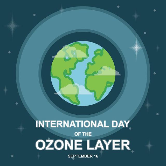 画像: 9月16日は「オゾン層保護のための国際デー」