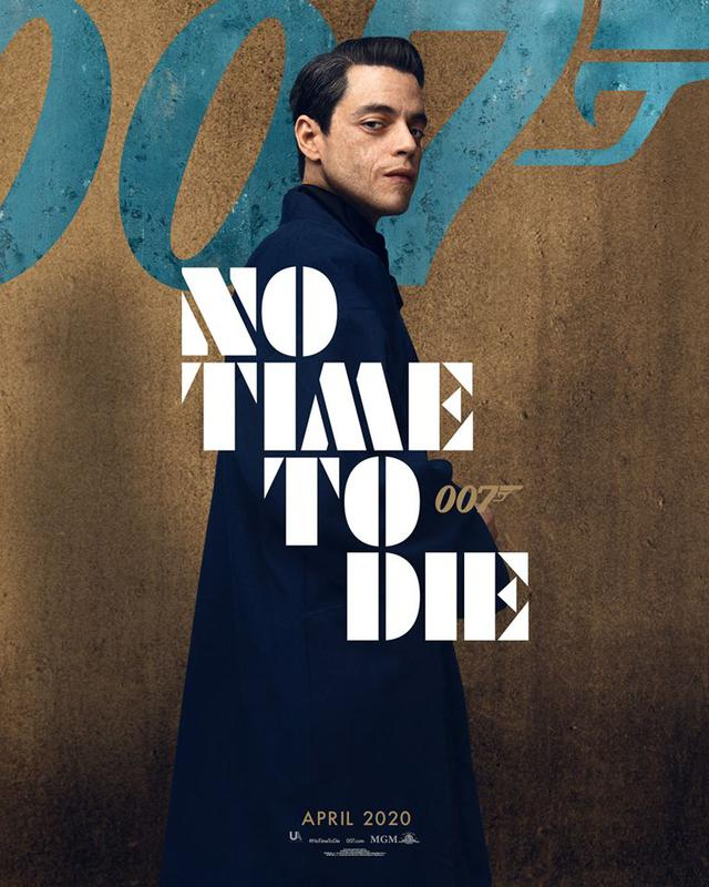 画像: ラミ・マレック、『007』史上最も手強い敵について語る