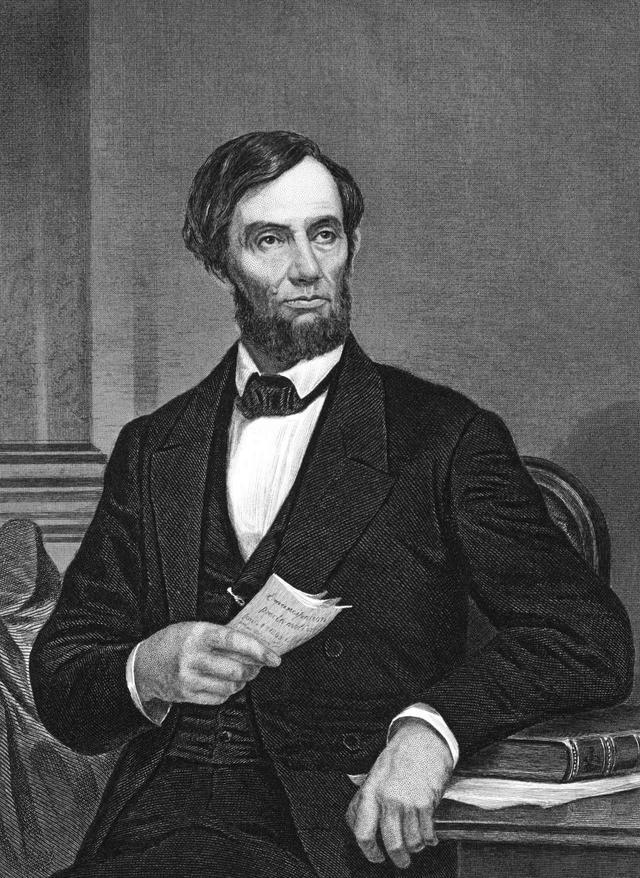 画像: エイブラハム・リンカーン
