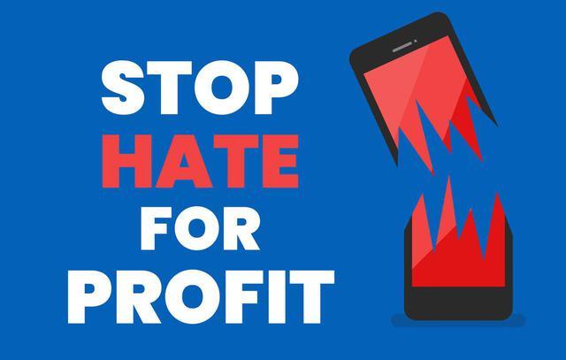 画像: 背景にある「Stop Hate For Profit」って?