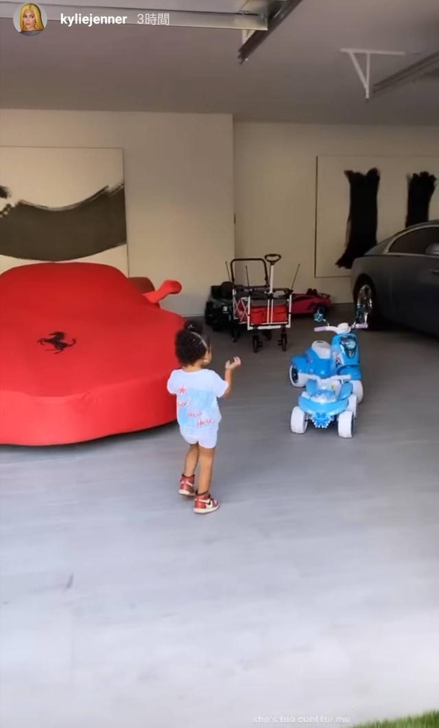 画像3: カイリー・ジェンナーの車庫にあるものとは?