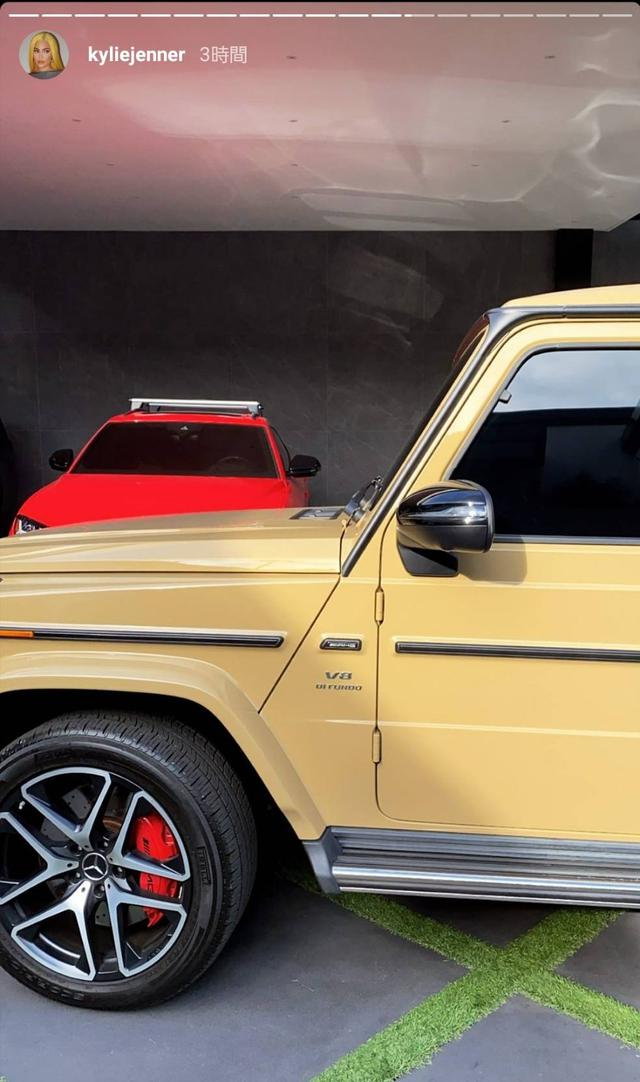 画像2: カイリー・ジェンナーの車庫にあるものとは?