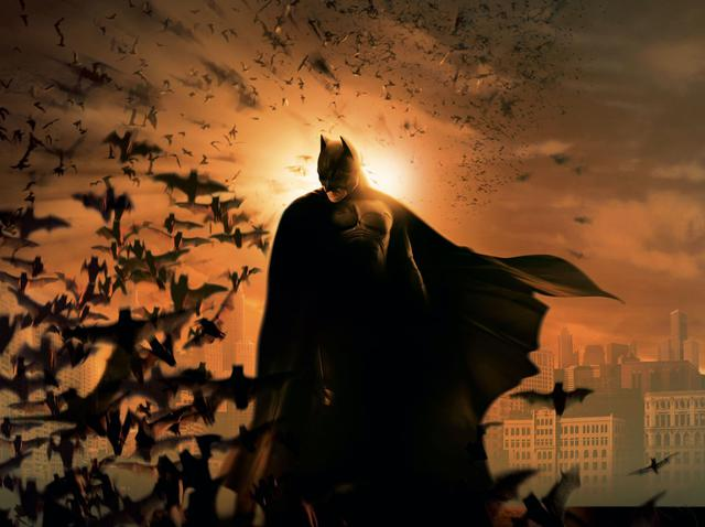 画像: DCコミックスのヒーロー、バットマン