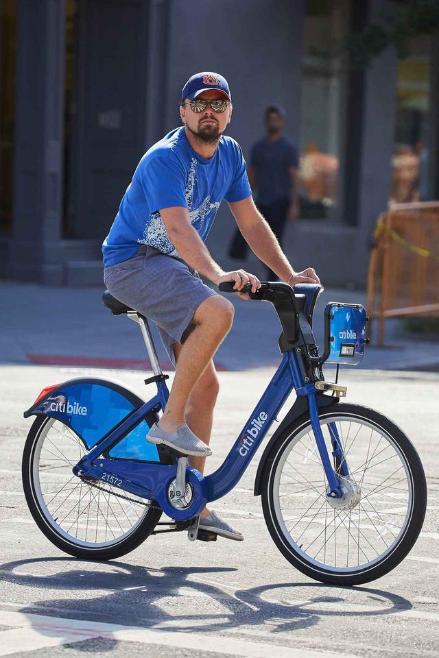 画像3: レンタル自転車を利用するセレブはほかにも