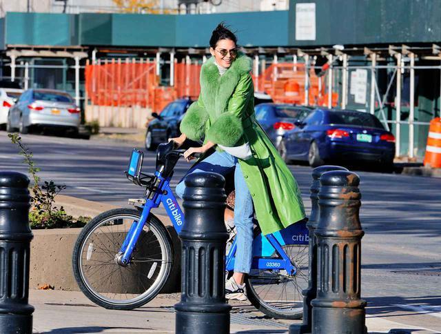 画像1: レンタル自転車を利用するセレブはほかにも