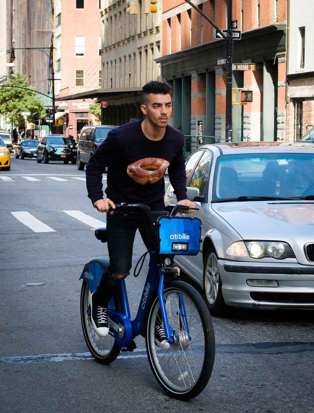 画像2: レンタル自転車を利用するセレブはほかにも