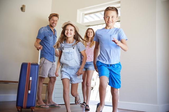 画像2: 家族旅行+リモート学習「スクールケーション」が人気