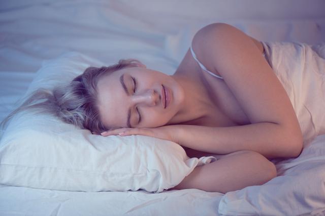 画像: 睡眠中の肌の働きを助けて美肌に!