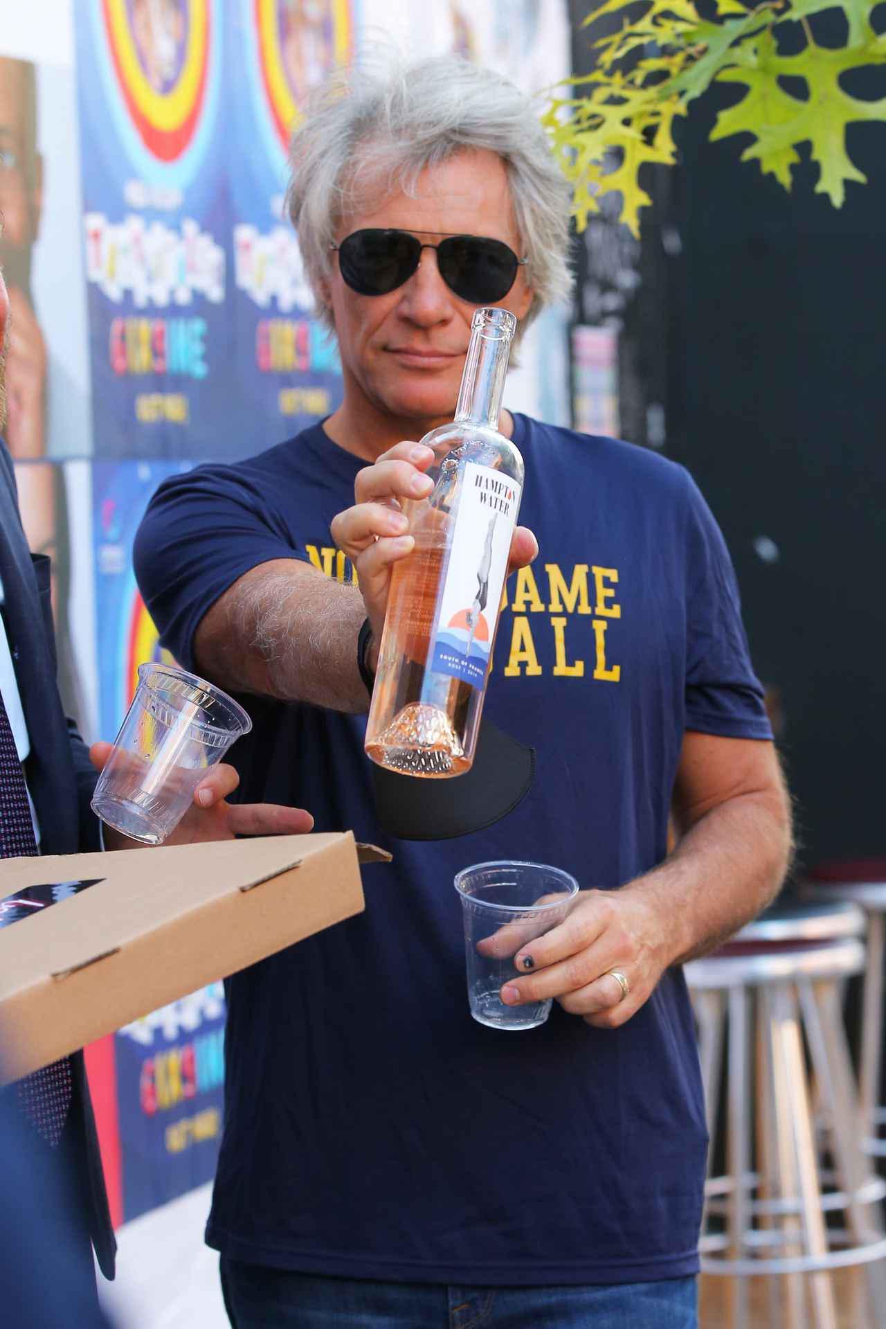 画像3: ジョン・ボン・ジョヴィが立ち食いピザ