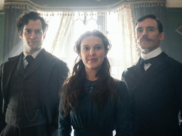 画像: これまでのホームズ作品とは何が違う?『エノーラ・ホームズの事件簿』ヘンリー・カヴィルが語る - フロントロウ -海外セレブ情報を発信