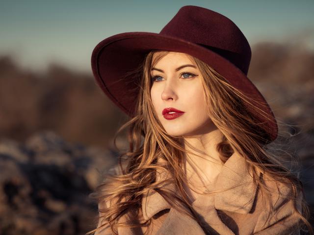 画像: 秋気分を盛り上げる「ベリー色リップ」