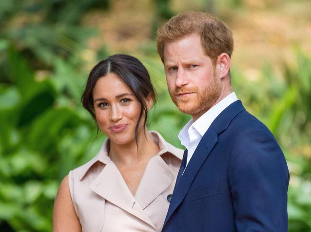 画像: ヘンリー王子とメーガン妃の密着番組が制作される?