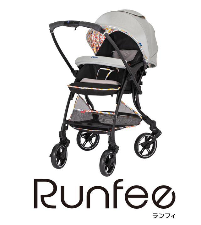 画像1: Runfee RB0 ディズニーデザイン ミッキー&プルート