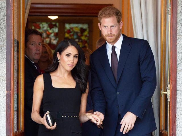 画像: メーガン妃、王室入り前に受けた「誘拐訓練」がリアルすぎて恐怖 - フロントロウ -海外セレブ情報を発信