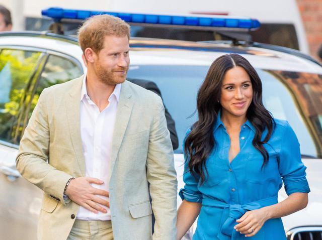 画像: Netflixと組んだヘンリー王子とメーガン妃