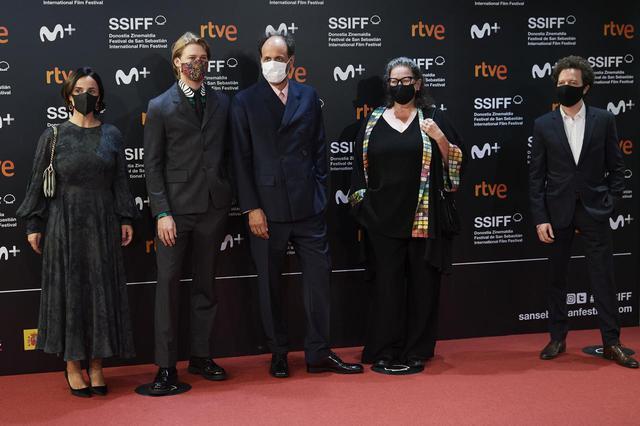 画像4: ジョー・アルウィンがスペインの映画祭に参加