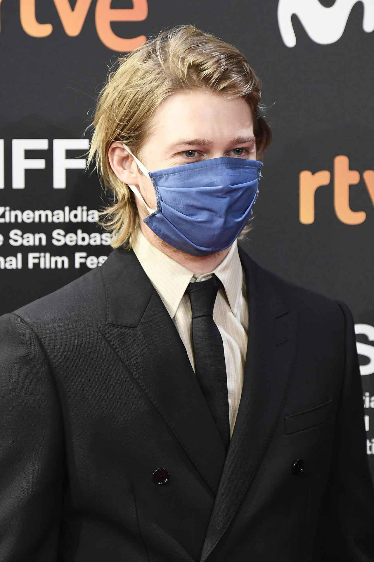 画像1: ジョー・アルウィンがスペインの映画祭に参加